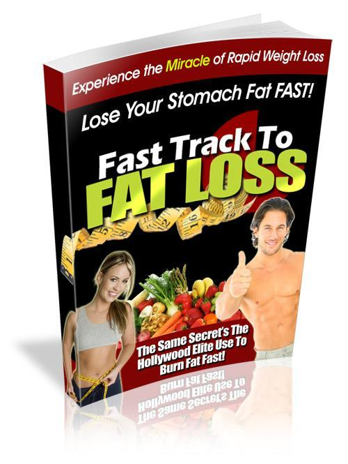 Product picture Fast Track to Fat Loss